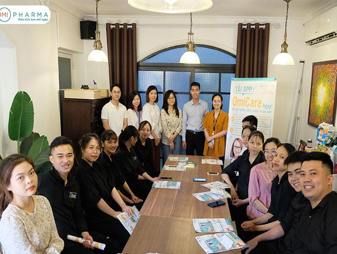 OmiCare triển khai chương trình chăm sóc sức khỏe 4.0 dành cho doanh nghiệp