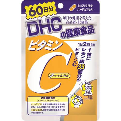 Cách chăm sóc tóc khô vào mùa đông bằng cách uống DHC