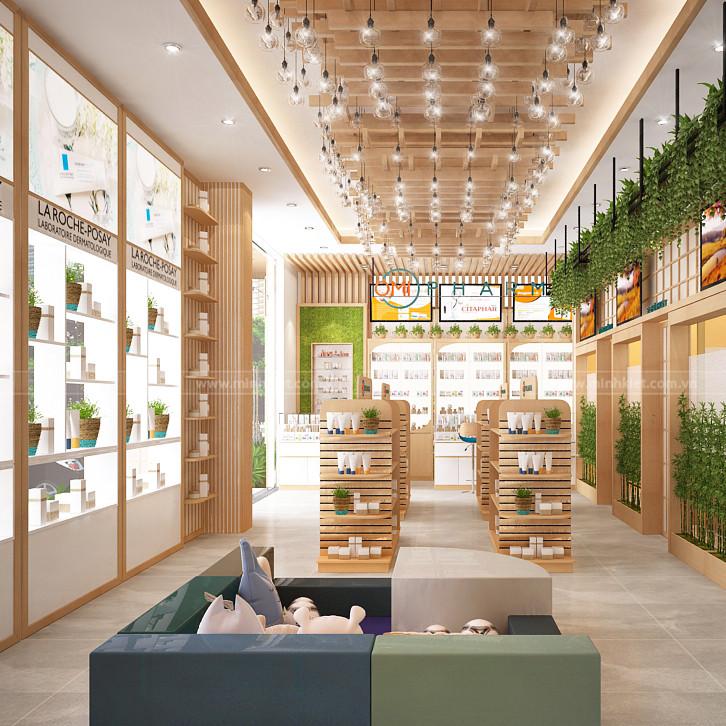 Omi Pharma khai trương cửa hàng đầu tiên tại Green Stars Phạm Văn Đồng